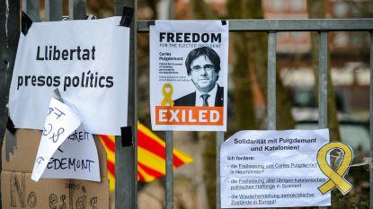 Twee Catalaanse agenten die Puigdemont in Duitsland begeleidden, opgepakt in Barcelona