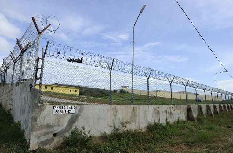De Bon Futuro gevangenis op Curaçao.