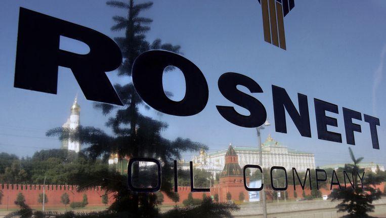 Het openbare Russische oliebedrijf Rosneft.