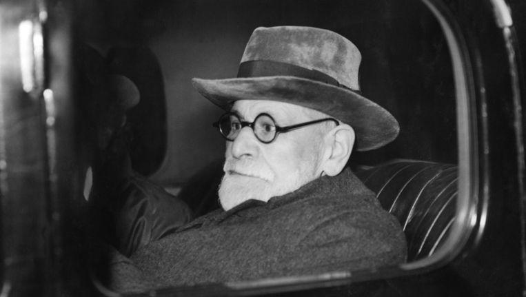 Sigmund Freud Beeld ANP
