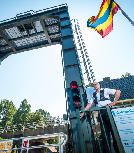 Ganzensluis Kampen paar maanden dicht voor grondige opknapbeurt