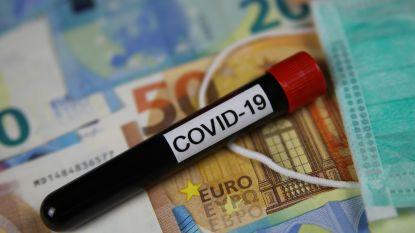"""Coronacrisis zorgt voor """"absoluut ongezien en ongekend"""" tekort in Vlaamse begroting"""