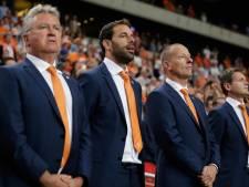 Van Nistelrooy bedankte voor Oranje: 'Daarna hebben we Van de Looi gevraagd'