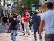 Druk maar niet té druk in binnenstad Eindhoven. 'Gedragsverandering kost tijd'