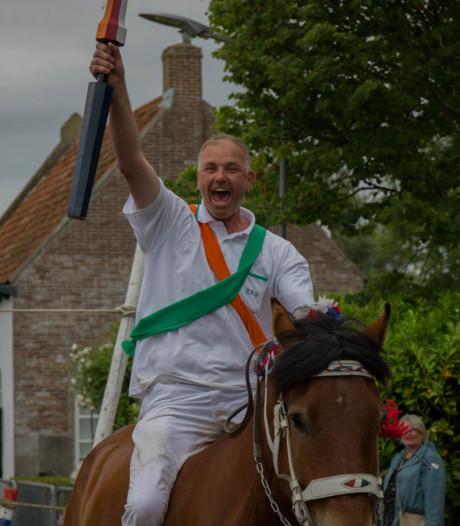 Ringrijden: Dennis Willeboordse wint in Gapinge