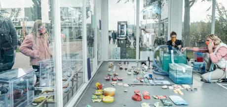 Het toekomstige Amsterdam ligt in zee, en dat hoeft geen ramp te zijn
