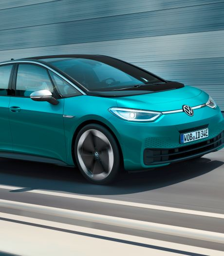 Definitief: dit is de elektrische Volkswagen ID.3 van alle kanten