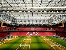 Logo Johan Cruijff Arena volgende week onthuld
