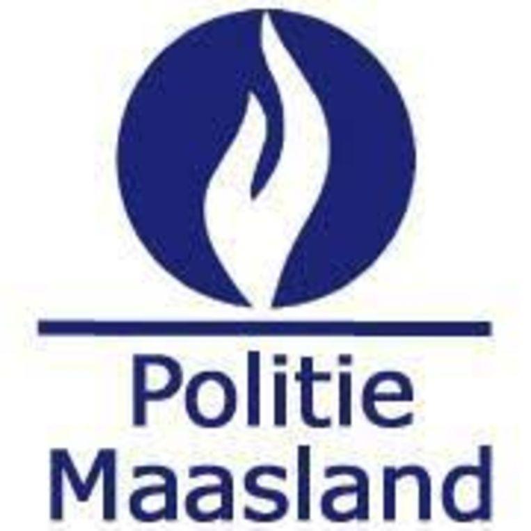 De politie Maasland maakte notie van de feiten.