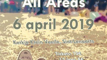 Jongerenkoor AkKOORd gaat 'All Areas'