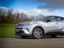 Test Toyota C-HR: Aandachttrekker<br>zonder stekker<br>