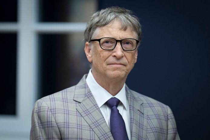 Weekblad Story schetst een portret van Bill Gates.