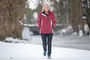 Mathilde Maijer in januari van dit jaar.
