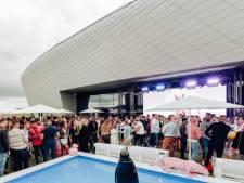 Le toit du Docks Bruxsel devient la plus grande terrasse éphémère de l'été