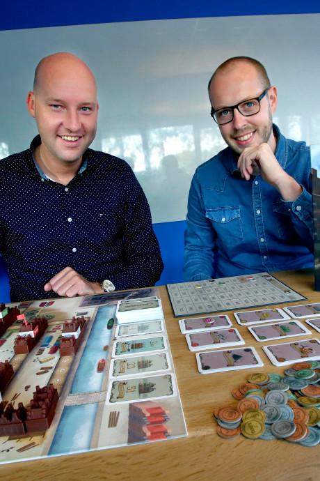 Bordspel uit Damdorp ligt volgend jaar in de schappen tussen Catan en Monopoly
