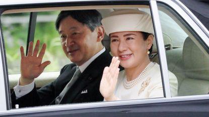 Morgen bestijgt Japanse keizer Naruhito de troon