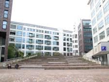 Lichtplein in Eindhovense binnenstad krijgt openluchtbioscoop