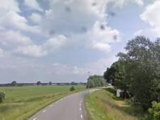 Damwand versterkt Lekdijk in Vianen