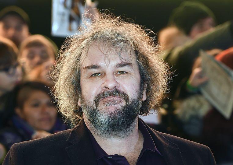 Peter Jackson in december vorig jaar bij de première van 'The Hobbit: The Battle of the Five Armies'.