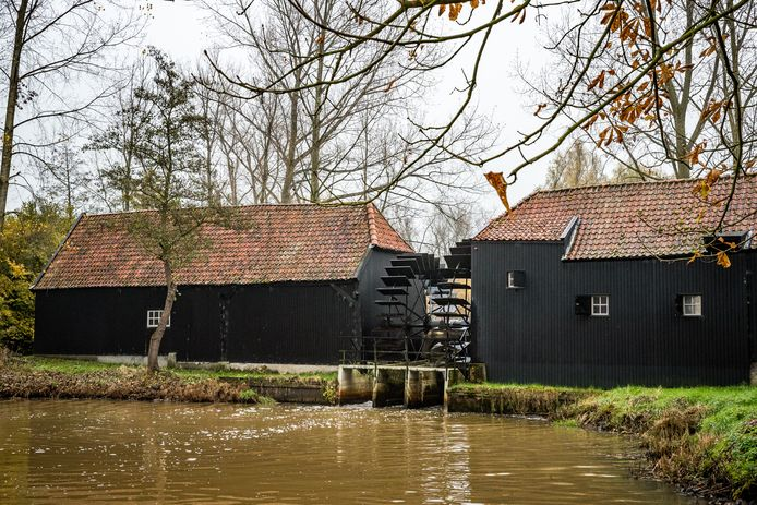 De Collse Watermolen in Nuenen.
