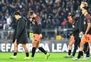 PSV druipt af na de 4-1 in Linz.