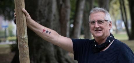 Riks Werts wil weer trots zijn op zijn dorp Valkenswaard