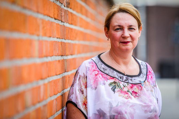 Sandra Timmerman.