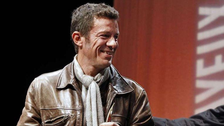 De Spaanse journalist Javier Espinosa, die voor de krant El Mundo werkt, werd op 16 september ontvoerd in Syrië. Beeld afp