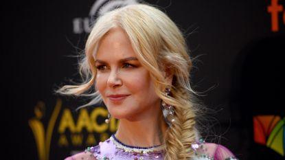 Nicole Kidman schenkt bijna half miljoen euro aan Verenigde Naties