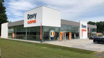 Dovy Keukens opent 30ste toonzaal in België