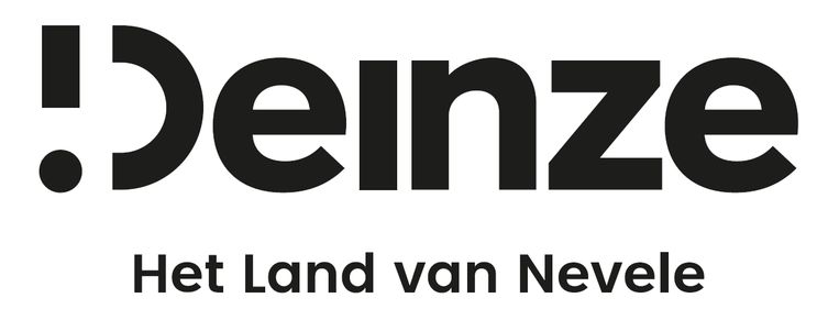 Het logo van de fusiestad Deinze.