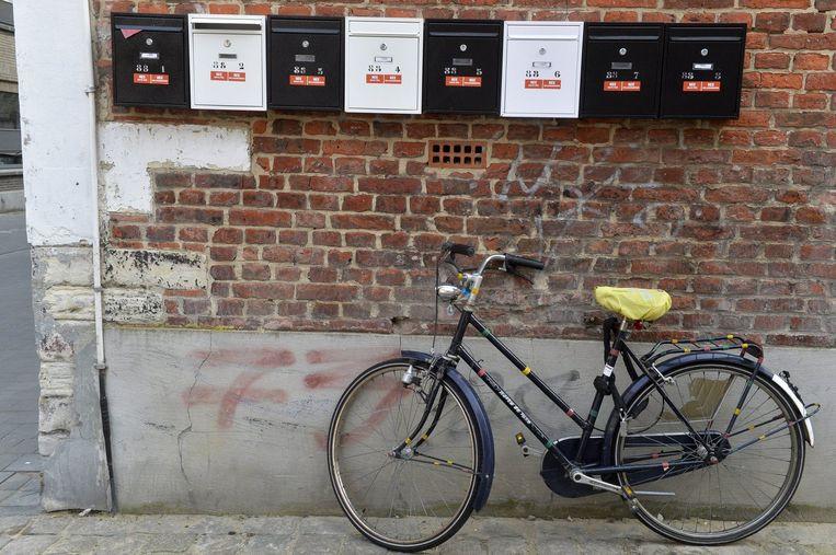 In Leuven nemen veel studenten de fiets, maar de LeV-fiets vonden ze te duur.