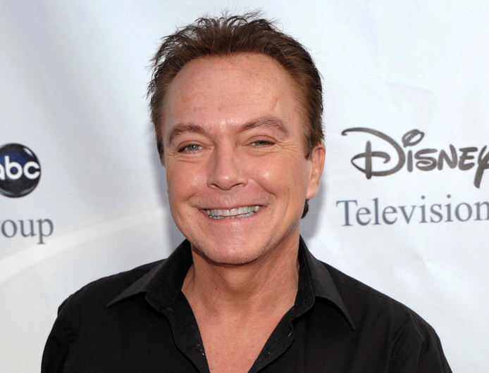 David Cassidy in 2008.