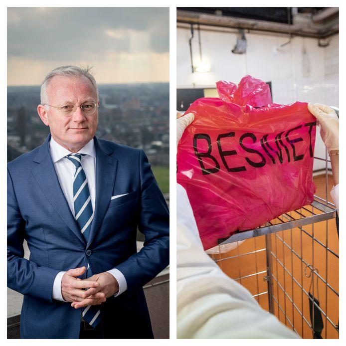 Gemist Veiligheidsregio Twente Wil Totale Lockdown Hoog Ziekteverzuim In Twentse Ziekenhuizen Enschede Tubantia Nl