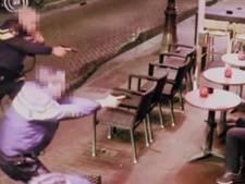 Heftige beelden getoond van politieactie op Rembrandtplein