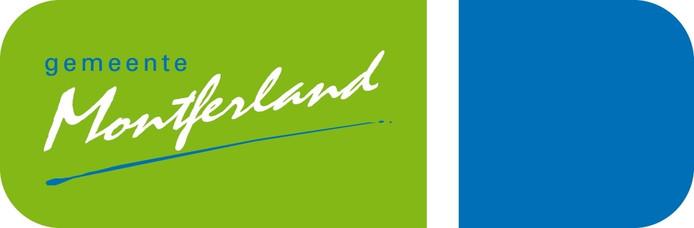 Het logo van de gemeente Montferland.