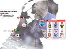 De loodzware opgave voor PEC: kunnen de Zwollenaren in de eredivisie blijven?