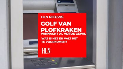 Video: Golf van plofkraken in België: wat is het en valt het te voorkomen?
