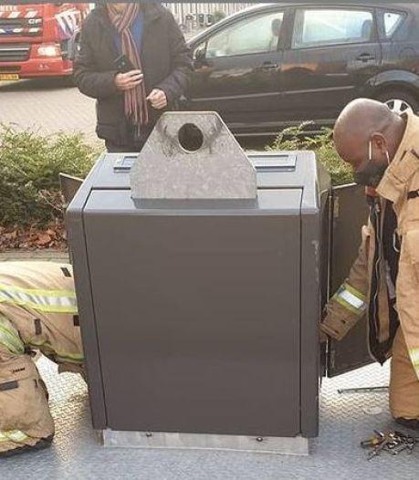 Gemist? Brandweer redt pakjesavond en giftig chroom-6 vrijgekomen bij werk kolencentrale Maasvlakte