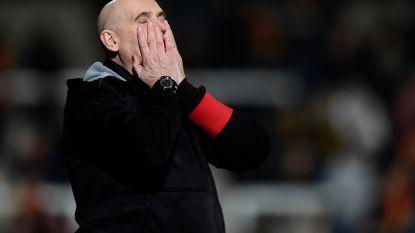 Moeskroen verpest het debuut van Van Wijk bij Mechelen