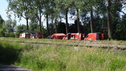 Lichaam aangetroffen in kanaal Gent-Brugge-Oostende