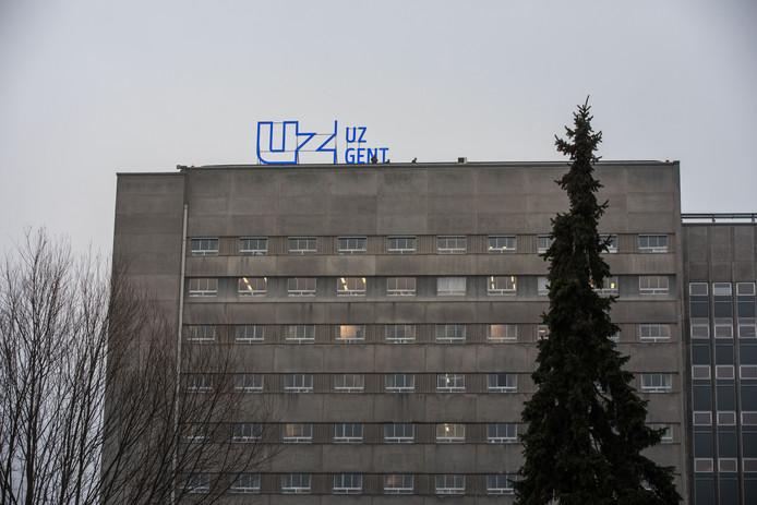 Gent, UZ, UZ Gent, nieuw logo