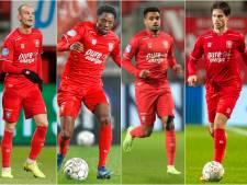 Van Dick van Dijk tot Danilo: deze spelers kwamen uit voor Ajax en FC Twente