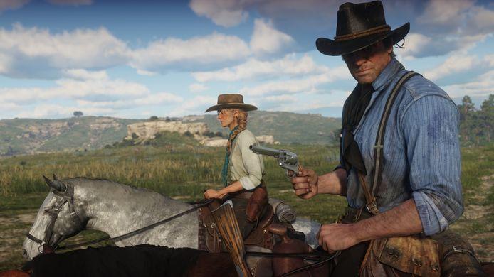 En jazeker: 'Red Dead Redemption II' wint ook deze consolegeneratie.