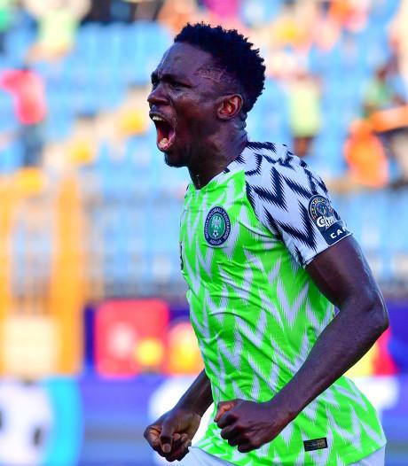 Omeruo (ex-ADO) kopt Nigeria naar achtste finales Afrika Cup