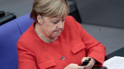 Merkel telefoneert met Bolsonaro over bescherming Amazonwoud