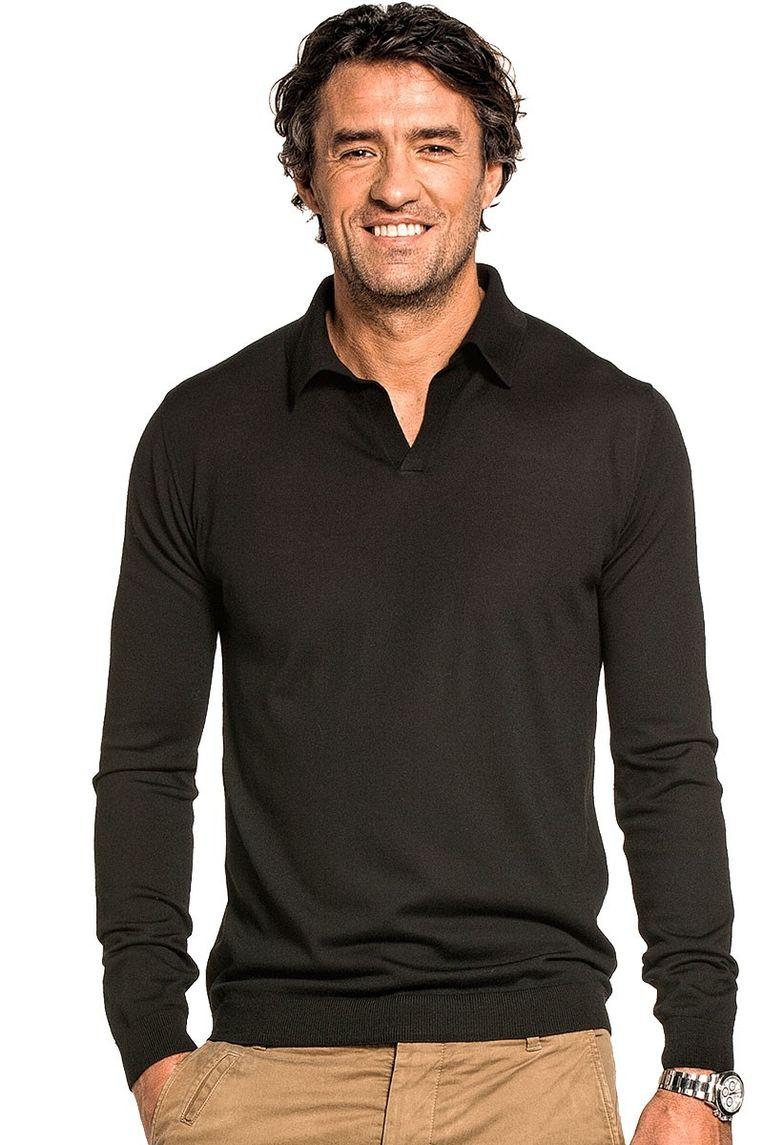 Joe Merino T-shirt.  Beeld rv