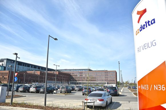 AZ Delta Roeselare campus Rumbeke.