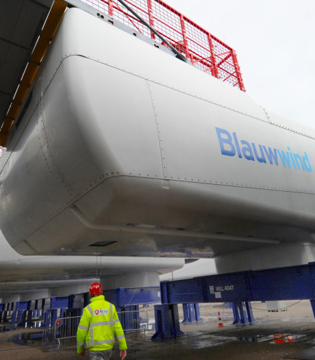 Bouw windpark op zee Borssele 3 en 4 gaat als een speer