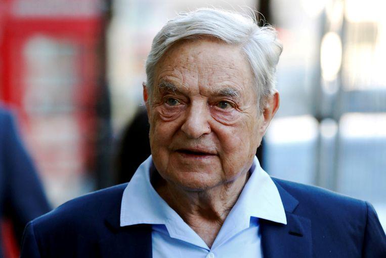 George Soros. Beeld REUTERS